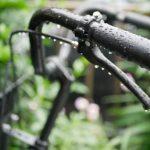 リトルキディーズ自転車レインカバー前&後ろの口コミ、夏も使える?