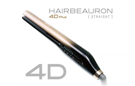 ヘアビューロン 4D Plus